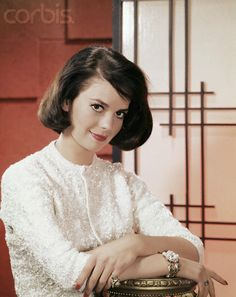 Natalia Nikolaevna Zacharenko, popularly known as Natalie Wood, was a famous American film and television actress who appeared in 56 movies . Natalie Wood, Claudia Cardinale, Ann Margret, Hollywood Stars, Old Hollywood, Classic Hollywood, Hollywood Glamour, Hollywood Icons, Splendour In The Grass