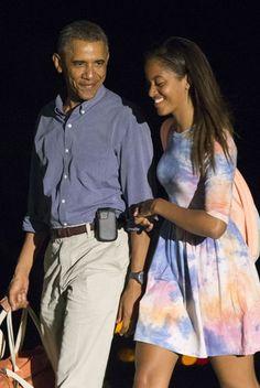 Malia Obama a nova it-girl americana - Celebridades - Máxima.pt