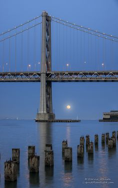 "~Oakland Bay Bridge, San Francisco~ ""... and you can tell it goodbye!"""