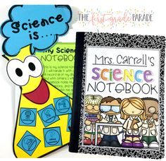 "Hands-on lessons & activities to fit into your science curriculum that also incorporate math and literacy.  It really is possible to ""fit it all in""!!  Integrating instruction on a cross-curricular level starting with science!  These back to school science activities are perfect for getting your kids excited about science while establishing routines and procedures, too!  Great for grades K-2 & homeschool families as well."
