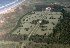 The Normandy cemetery from the air. Incredible. It is so incredible up close and personal. This is one place I'd love to go to again.