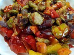 Εβδομαδιαίο Πρόγραμμα Διατροφής και Συνταγές 26/8/19-01/9/19 Light Recipes, Kung Pao Chicken, Sprouts, Kai, Vegetables, Ethnic Recipes, Anna, Food, Veggies