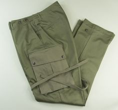 Rigger Modified M1943 Field Trousers