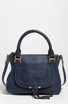 05893ef683 Chloé  Marcie - Small  Leather Satchel available at  Nordstrom Chloe Bag