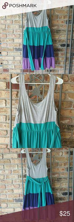Tank style sun dresses