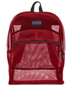 Hold your books in style with the JanSport® Mesh Backpack on sale for $34.99, plus get 1 SB for every dollar spent (more that 1%) on all your back to school fashion at JCPenny