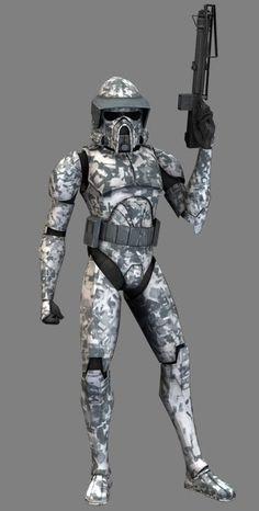 Camo ARF Trooper