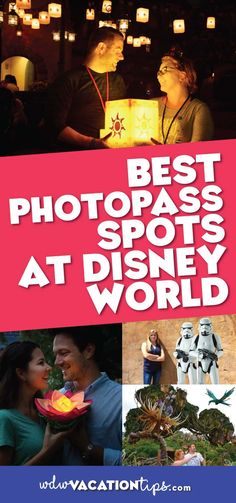 Don't forget that there is, even more, opportunities outside of the must do Photopass spots at Disney World available on select rides as well as with Disney character locations.