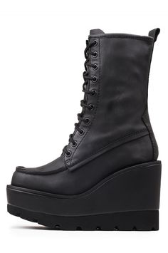 Jeffrey Campbell Shoes BREWSTER New Arrivals in Black Washed