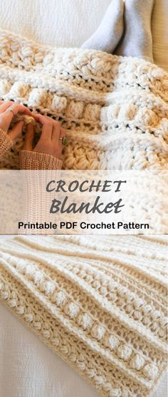 Crochet blanket patterns 687080486888837988 - Make a cozy throw. Crochet blanket pattern – crochet afghan pattern – crochet throw pattern – A Crafty Life Source by acraftylifecom Crochet Whale, Crochet Throw Pattern, Manta Crochet, Afghan Crochet Patterns, Crochet Baby, Knit Crochet, Crochet Afghans, Crochet Blanket Stitches, Crochet Beanie
