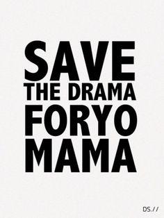 for yo mama