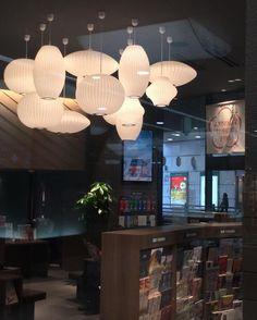 Fukuoka Tourist Info ネルソン バブルランプ オンパレード(-) #福岡市#福岡#シーデスタ#ジョージネルソン#バブルランプ#モダンランプ#モダニカ#siddesta #fukuoka #georgnelson #lamp#bubblelamp #modanica