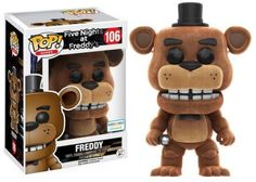 Funko POP! Action Figure - FNAF Five Nights At Freddy's - Freddy Flocked. Otakupoint Store - Anime, Movies and more!