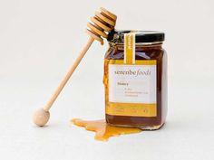 32 Sweet Honey Packaging You Must See - http://smashfreakz.com/2016/10/honey-packaging/