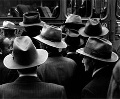 William Heick, Hats, Seattle, WA 1951