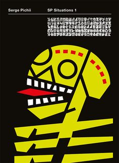 Situations 01 by Serge Pichii, via Behance