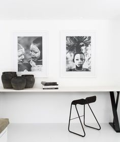 Pamela Makin | les interieurs