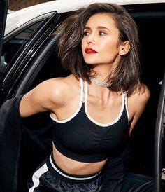 629 Best Model Actress Nina Dobrev Images In 2019 Elena Gilbert