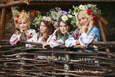 Girls from Moldova We Are The World, People Of The World, Folk Costume, Costumes, Flower Head Wreaths, Half The Sky, Bless The Child, Summer Solstice, My Heritage