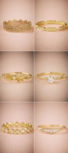 34 Gorgeous Alternative Engagement Rings Youll Want To Say Yes To! 34 Gorgeous Alternative Engagement Rings Youll Want To Say Yes To! Cute Jewelry, Wedding Jewelry, Gold Jewelry, Jewelry Rings, Jewelry Accessories, Jewelry Design, Gold Ring Designs, Alternative Engagement Rings, Alternative Wedding