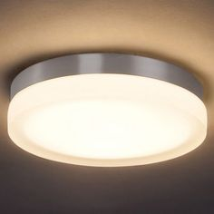 "Slice LED Flushmount/Wall Sconce by WAC Lighting at Lumens.com   8.88 x 2.5"" / 11 x 2.5""    23W / 28W LED   3000K"