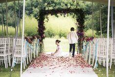 #wedding #mariage #arche