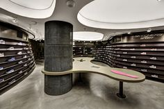 27d0b043712 ISTANBUL – When hired to design the Istanbul headquarters for the Turkish  distributor of international footwear giant Skechers, Zemberek Design was  tasked ...