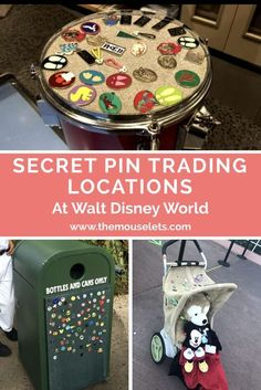 There are secret pin boards hidden in all the #WaltDisneyWorld parks! Find out where in this article.