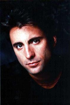 Andy Garcia. I love his soulful eyes.