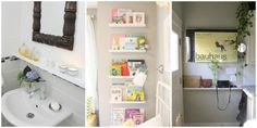12+Times+IKEA+Picture+Ledges+Became+a+Genius+Storage+Solution++-+HouseBeautiful.com