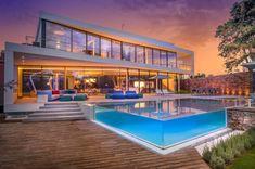 Cool Blue Villa designed by by 123DV
