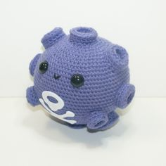 The Essential Pokemon Amigurumi Collection: Part 3 - Created by Johnny Navarro You can see his available for sale work at his Etsy Shop. You can also follow him on Facebook for more updates on his work! Check out Part 1 here | Part 2 here