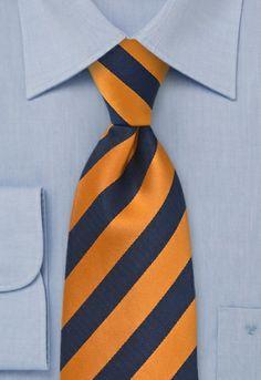 #Corbata naranja marino rayas microfibra http://www.corbata.org/corbata-naranja-marino-rayas-microfibra-p-14431.html