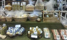 www.EarthsEssential.com soap and gifts