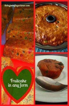 It's Time To Make A Christmas Fruitcake! via @hype…