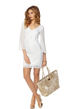 Alden Tunic Dress from the Lilly Pulitzer Ladies Summer Collection 2014 #76800