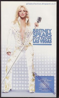 Britney Spears Collection by Gilad: Live From Las Vegas [EU VHS]