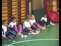 Szekszárdi ovisok lábtornája - YouTube Pe Activities, Gross Motor, Preschool, Sports, Youtube, Infant Games, Home, Hs Sports, Gross Motor Skills