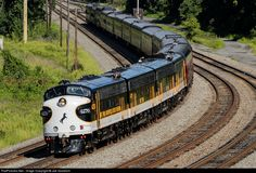 RailPictures.Net Photo: NS 4270 Norfolk Southern EMD F9(A) at Harrisburg , Pennsylvania by Joe Goodrich