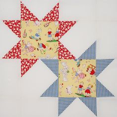 make mine a double - quilt block