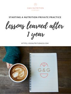 Tips for any registered dietitian looking to start their own nutrition private practice