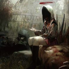 New dark art horror demons fantasy 54 ideas Dark Fantasy Art, Fantasy Kunst, Arte Horror, Horror Art, Dark Anime, Dark Art Illustrations, Illustration Art, Anime Kunst, Anime Art