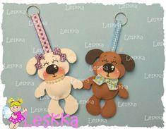 Dog Crafts, Felt Crafts, Diy And Crafts, Paper Crafts, Diy Projects For Kids, Crafts For Kids, Baby Shower Pin, Felt Animal Patterns, Felt Dogs