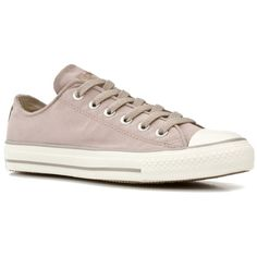 Converse Women's Chuck Taylor All Star Sneaker - Beige.........I so need these shoes!