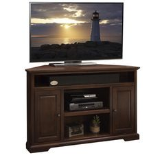 FREE SHIPPING! Shop Wayfair for Legends Furniture Brentwood 56 Corner TV Stand - Great Deals on all Furniture products with the best selection to choose from!