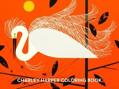 Charley Harper Coloring Book by Charley Harper http://smile.amazon.com/dp/1934429236/ref=cm_sw_r_pi_dp_m1A2wb13E9VM3
