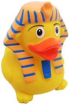 Sphinx Rubber Duck From Yarto