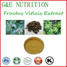 Top quality 100% natural Fructus Viticis P.E.  1000g