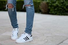 Adidas Orginals Superstar. Bought 10 years ago for €49,95 at Makro in Antwerp, Belgium. Original retail price now: €95