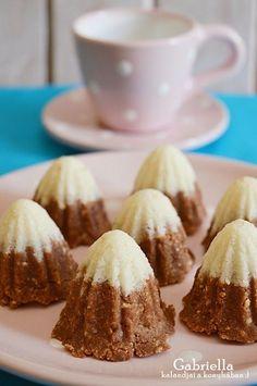 Gabriella kalandjai a konyhában :): Eszkimókunyhók Afternoon Tea, Macarons, Nutella, Cake Recipes, Biscuits, Almond, Paleo, Food And Drink, Yummy Food